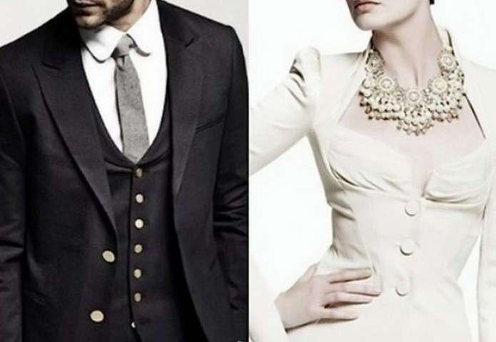 А вы знали, почему у женщин и мужчин пуговица на одежде с разных сторон?