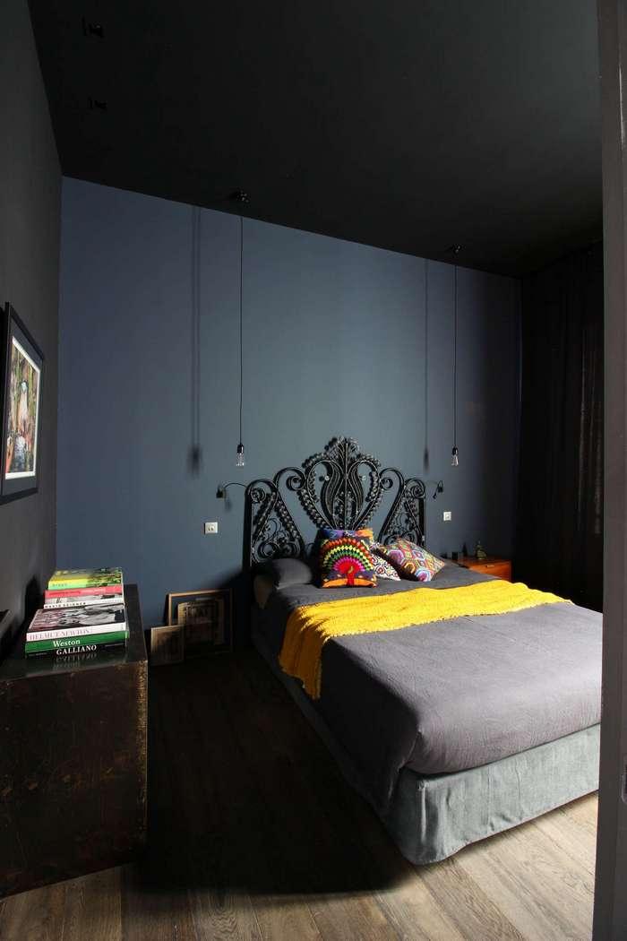 Воплощение богемного стиля в дизайне квартиры