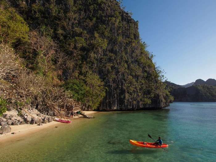 Добро пожаловать в рай: Каламианские острова