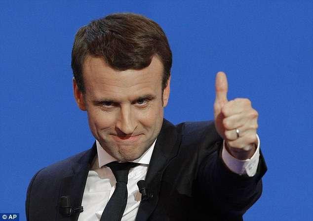 История любви главного претендента на пост президента Франции и его учительницы