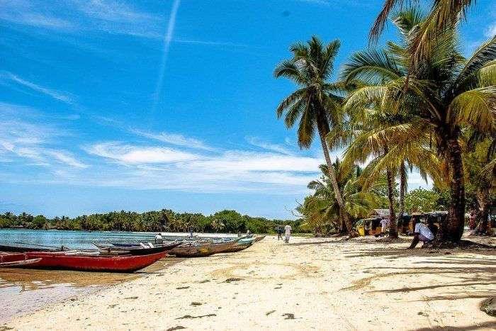 Кладбище пиратов в тропическом раю Мадагаскара