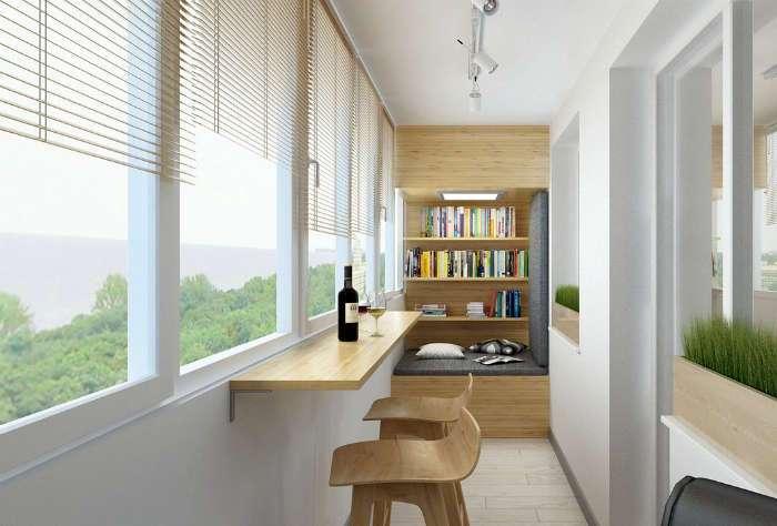 19 больших идей для оформления небольших уютных балконов и лоджий