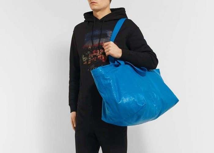 Дорогой ширпотреб: как известный бренд продает -сумку из IKEA- за 2000 долларов