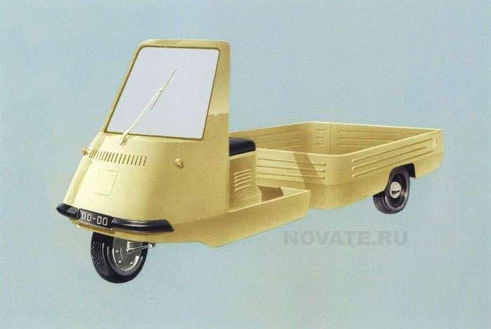 Как могли бы выглядеть советские автомобили: 20 самых известных разработок мэтра советского дизайна Эрика Сабо