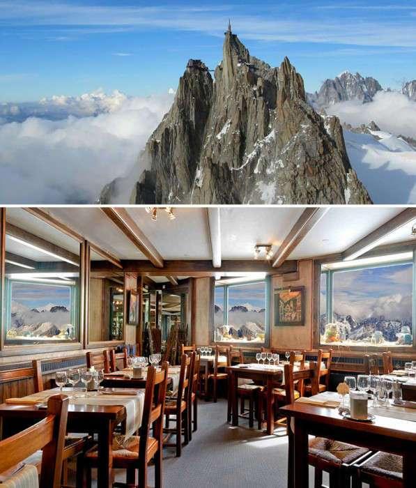 20 самых удивительных ресторанов мира, посещение которых запомнится на всю жизнь
