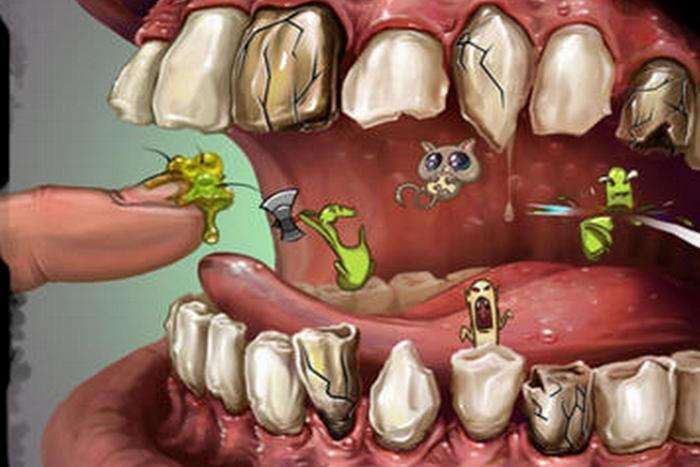 15 веских причин, которые убедят в том, что нужно чистить зубы