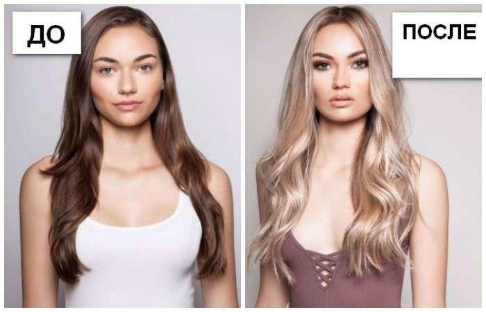 Из брюнетки в блондинку за 10 минут: как работает устройство для -мгновенного- осветление волос без особого вреда