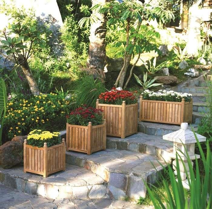 20 оригинальных садовых украшений, которые точно восхитят вас и ваших гостей