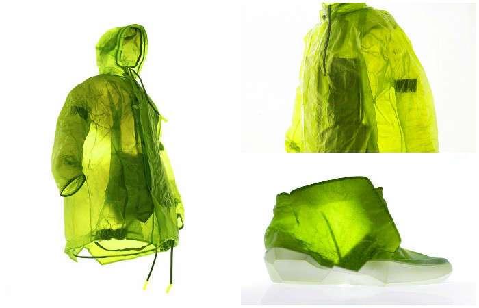 Призрачная кожа: как выглядит первая коллекция одежды и обуви из прозрачной кожи от бренда Ecco
