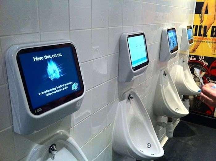 Туалетный креатив: 11 дизайнерских унитазов и писсуаров, которые выглядят незабываемо