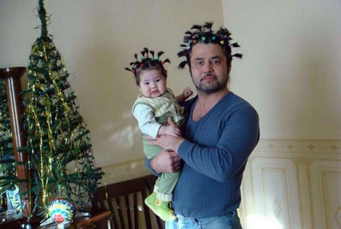 18 позитивных снимков мужчин, которые могут смело претендовать на звание -Отец года-