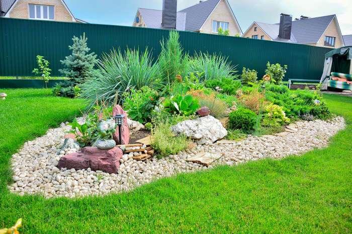 20 идей ланшафтного дизайна, которые помогут превратить садовый участок в место сказочной красоты