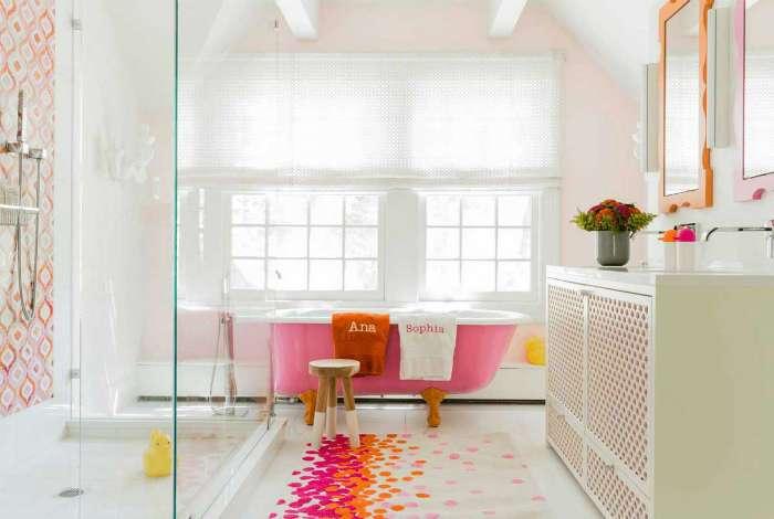 Яркий санузел: 18 головокружительных идей для интерьера небольшого, но важного домашнего пространства