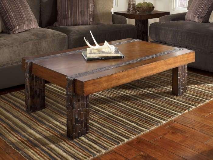 20 примеров великолепной деревянной мебели, которая создаст необыкновенную атмосферу в доме