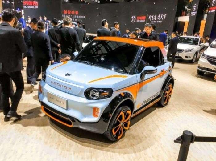 Страх и ненависть в Шанхае: самые причудливые автомобили крупнейшего автосалона Азии