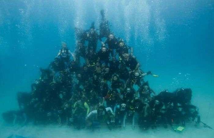 10 весьма странных коллективных рекордов, которые были поставлены в разных уголках мира