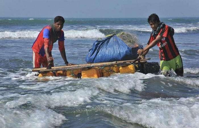 Фото повседневной жизни в Мьянме