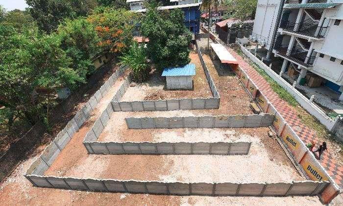 Хитрый владелец бара построил перед входом лабиринт, чтобы обойти закон