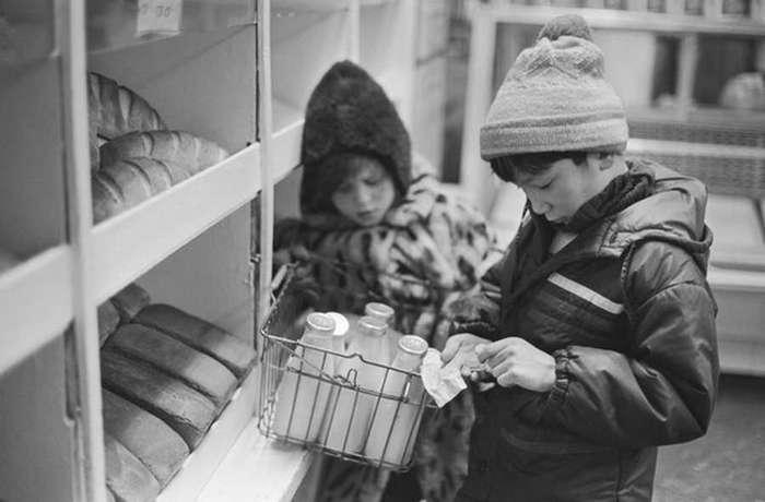 Вкус детства из советских магазинов (8 фото)