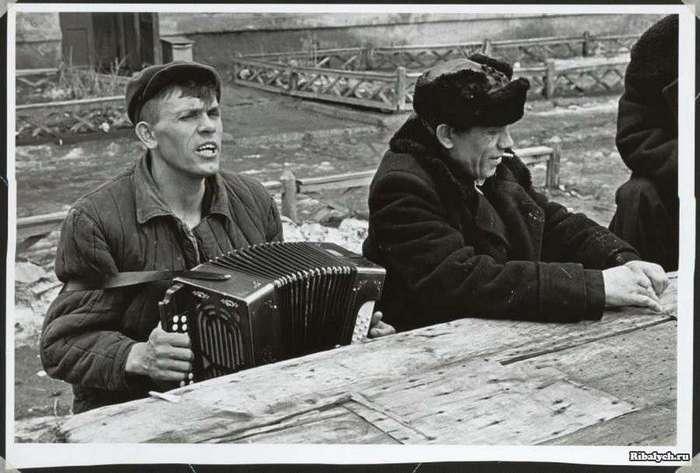Виктор Ахломов – великий советский и российский фотограф (74 фото)