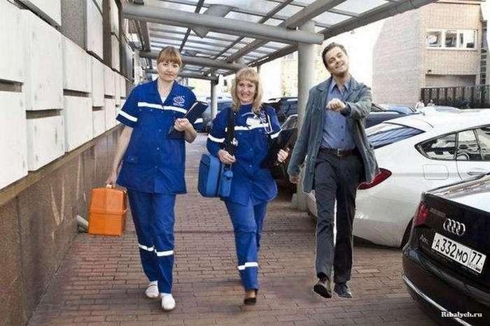 Интересные истории от добрых докторов (10 фото)