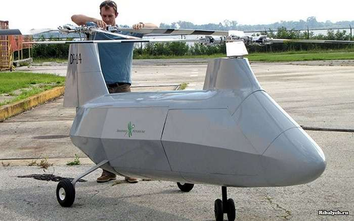Армия США испытывает дрон для транспортировки раненых (4 фото)