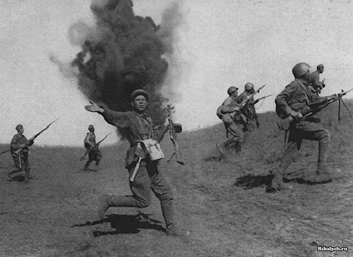Как -блатные- против фашистов в Великую Отечественную войну сражались (3 фото)