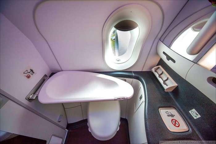 Dreamliner &8212; взгляд изнутри на самолёт мечты (49 фото)