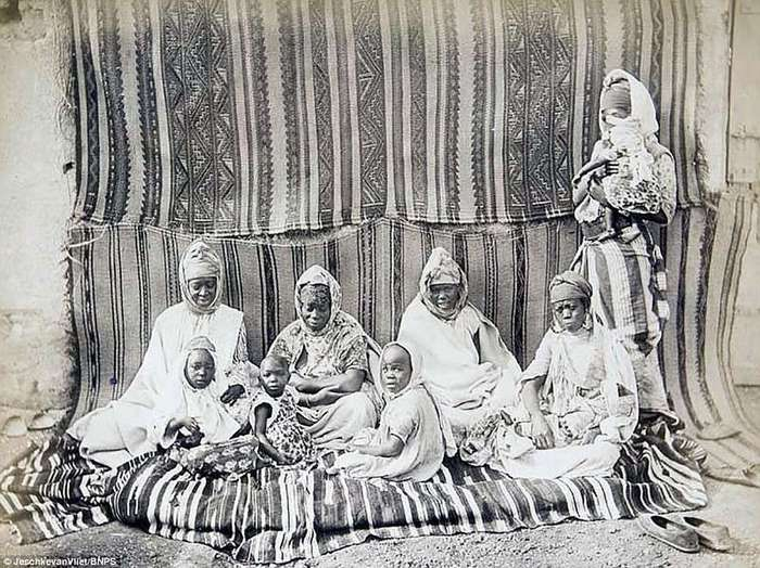 Такой была Северная Африка 125 лет назад
