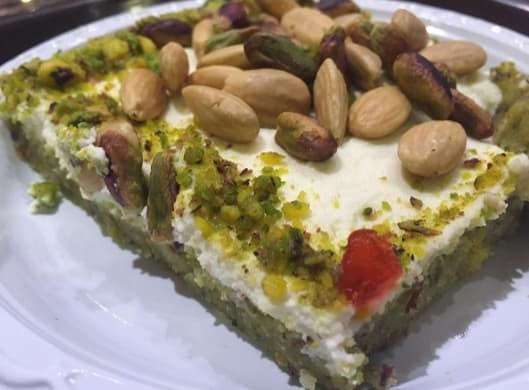 Любимые десерты из разных стран мира
