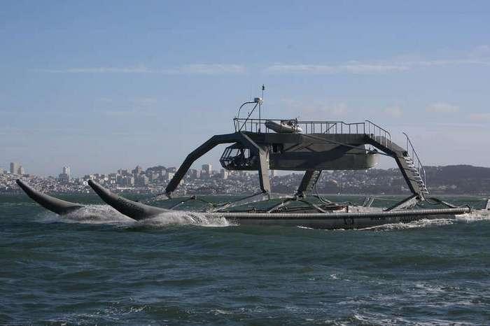Корабль - паук