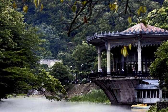 Путешествие по Абхазии