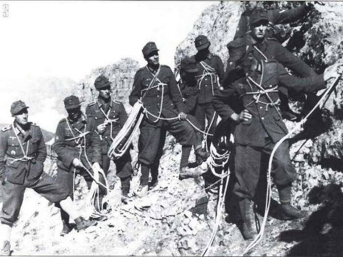 -Эдельвейсы-, до войны изучившие горы Кавказа, – миф или реальность?