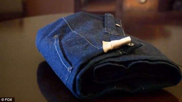 Раритетные джинсы Levi's 1893 года стоят от $80 000