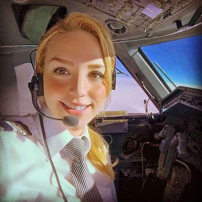 5 женщин-пилотов, покоривших небо и Instagram