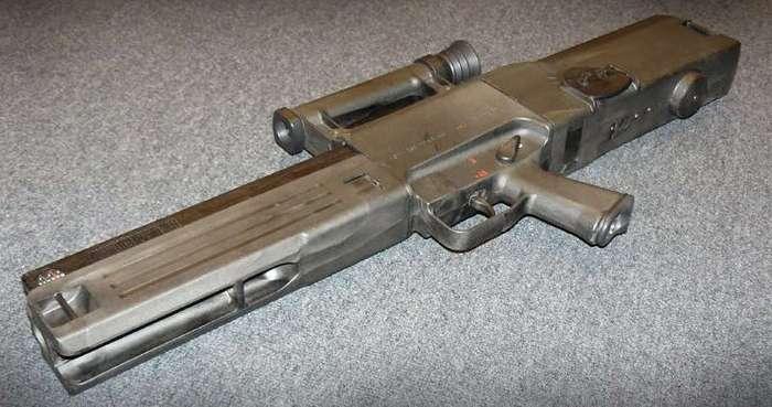 История грандиозного распила: Безгильзовый патрон и Гевер 11