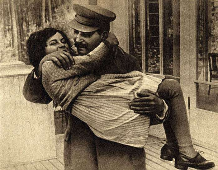 Домашний Сталин