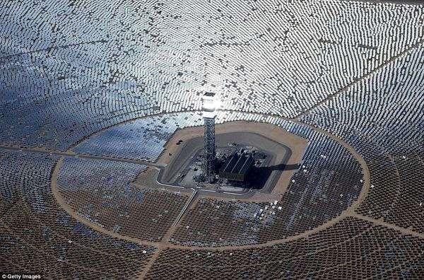 Солнечные электростанции по цене строительства сравнялись с тепловыми