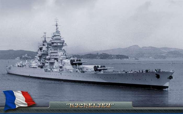 Как англичане топили союзный французский флот