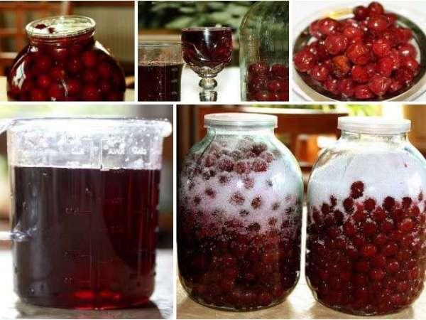 Как приготовить вишневый ликер в домашних условиях?
