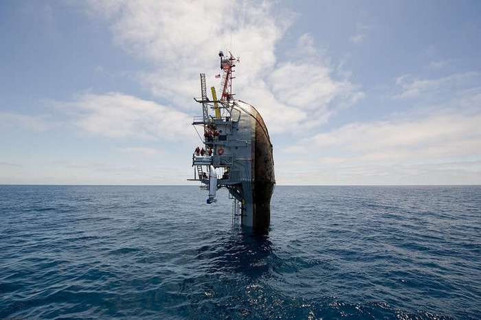 Корабль - перевертыш