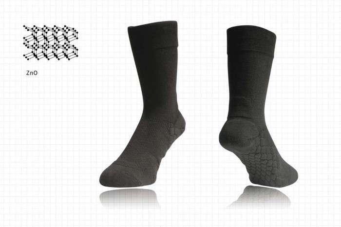 Изобретены самые удобные носки, которые совсем не пахнут