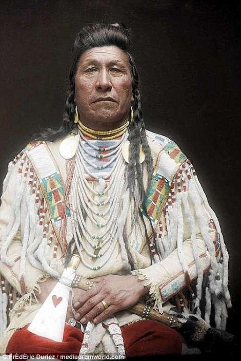 Вот как на самом деле выглядели знаменитые индейские вожди!