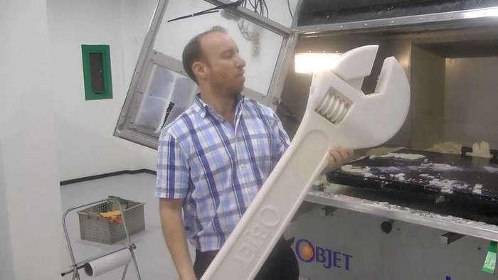 Что происходит, когда человек с фантазией приобретает 3D принтер