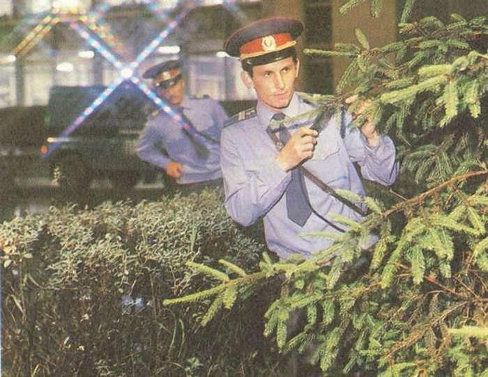 Почему советские уголовники называли милиционеров -мусорами-