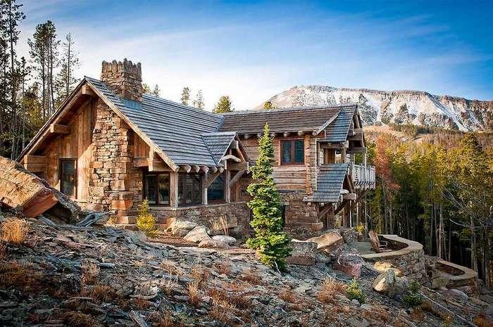 Дома, в которых вы хотели бы жить