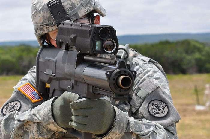 10 удивительных видов оружия будущего