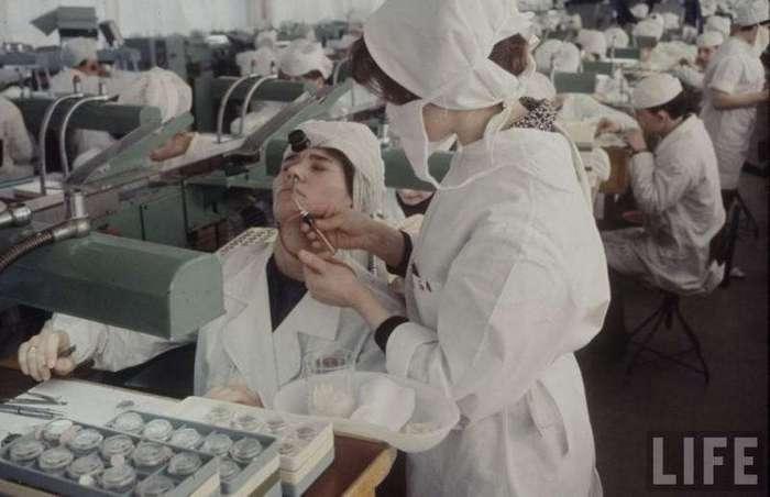 Как выглядела бесплатная медицина в Советском Союзе
