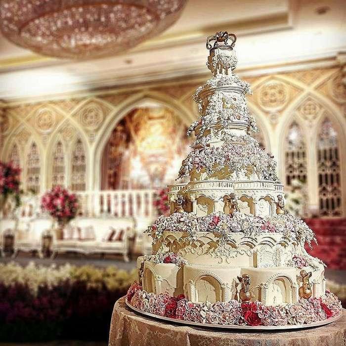 Сложнейшие свадебные торты семейства кондитеров из Индонезии