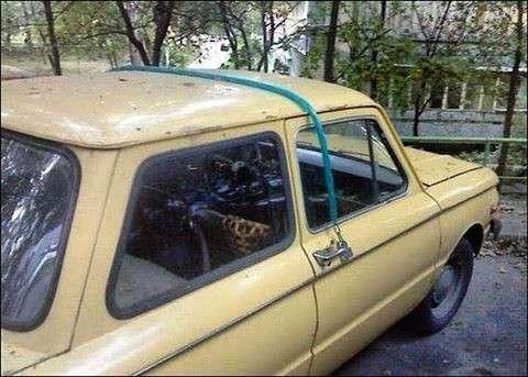 Как обезопасить себя от автоугонщиков